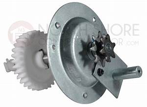 Liftmaster 41c4206 Gear And Sprocket