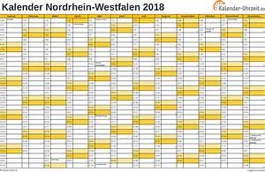 Ferien Nrw 2018 19 : feiertage 2018 nordrhein westfalen kalender ~ Buech-reservation.com Haus und Dekorationen