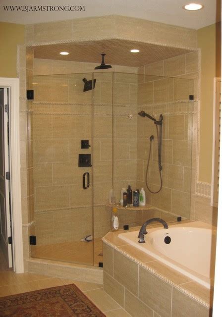 Custom Rain Shower - Traditional - Bathroom - Chicago - by