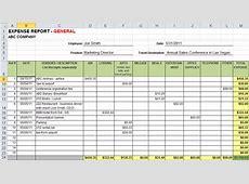Excel Template Expense Report calendar template excel
