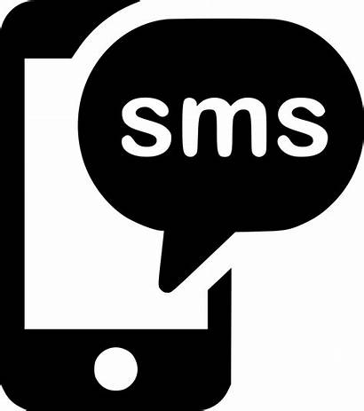 Sms Clipart Icon Message Mms Mobile Chat