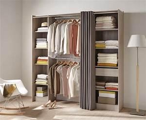 Kit Dressing Brico Depot : dressing ch ne gris rideau eklips brico d p t ~ Melissatoandfro.com Idées de Décoration