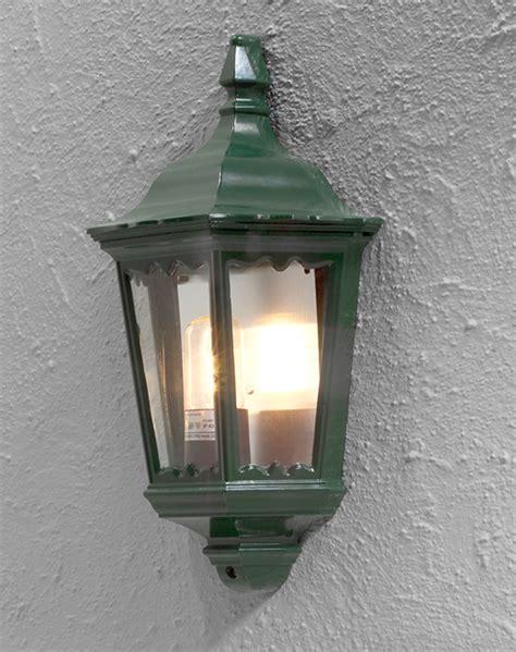 konstsmide firenze 1 light outdoor flush wall light