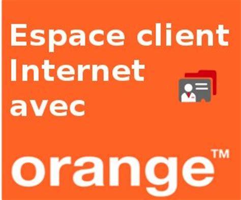 espace client orange authentification sur orange fr