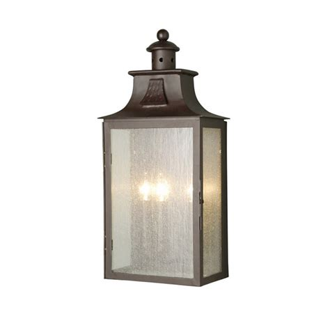 large style wrought iron outdoor lantern in