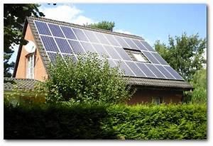 Solaranlage Dach Kosten : eigenheim einfamilienhaus energie techniken ~ Orissabook.com Haus und Dekorationen
