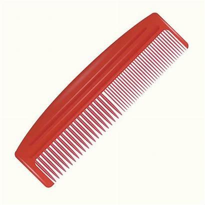 Comb Kam Peigne Kamm Clip Pettine Rosso
