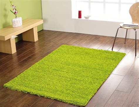 Green Shaggy Rugs  Rugs Ideas