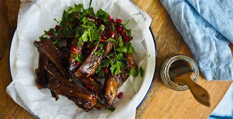 East Lamb Ribs Recipe @ Not Quite Nigella