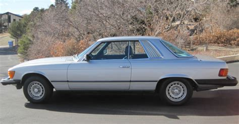 Gateway classic cars of denver welcomes this 450 slc this white on red leather interior 450 slc has 55k miles with oem: 1980 Mercedes-Benz 450SLC W107 series - Classic 1980 Mercedes-Benz 450SLC for sale