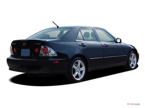 lexus sport car 4 door image 2005 lexus is 300 4 door sport sedan auto angular