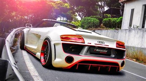 Top Tips For A Perfectly Customized Audi R8