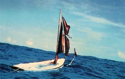 The Open Boat Death by Pitchpoled In The Pacific In An Open Boat Survival