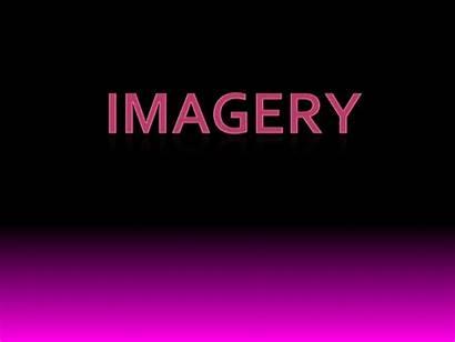 Imagery Ppt Vivid Words Sensory Slideshare