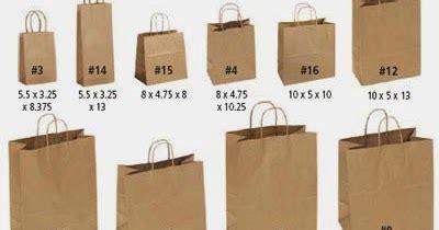 produsen paper bag distributor supllier