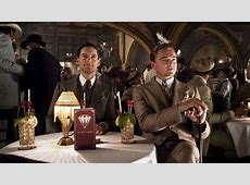 'The Great Gatsby' Brooks Brothers Outfits Leonardo