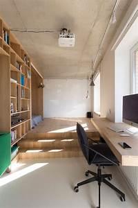 Meuble Gain De Place Pour Studio : am nager un studio int rieur exemplaire par rue temple ~ Premium-room.com Idées de Décoration