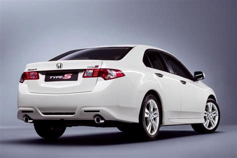 Honda Accord Type S 2.4l 201hp Released
