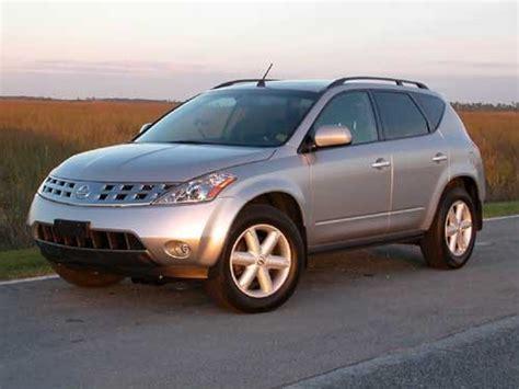 2005 Nissan Murano  User Reviews Cargurus
