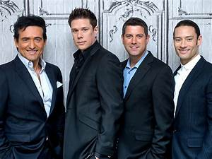 Il Divo Amor & Pasion Tour, Behind the Scenes Video