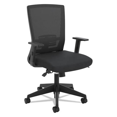 basyx by hon hvl541 mesh mid back task chair
