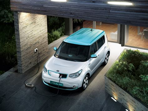 kia soul ev forest road garage limited