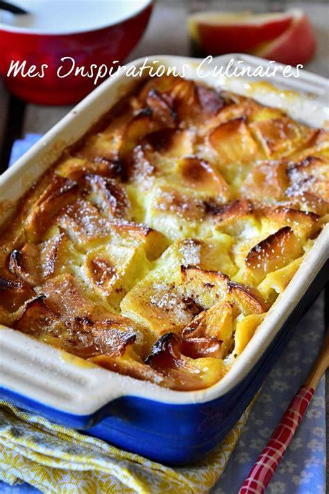 recette clafoutis aux pommes blogs de cuisine