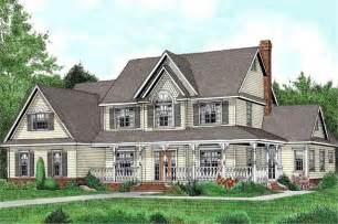 Traditional, Country, Victorian, Farmhouse House Plans