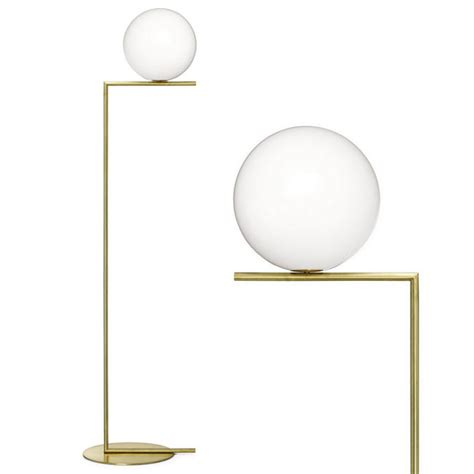 globe outdoor wall light ic f1 f2 floor l by flos lighting stardust
