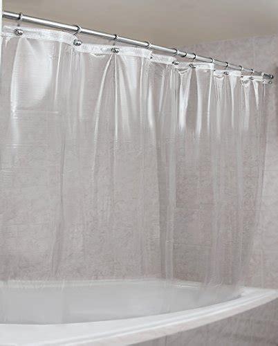 mildew resistant antibacterial shower curtain clear liner