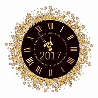 Resolutions Clock Automotive Holiday