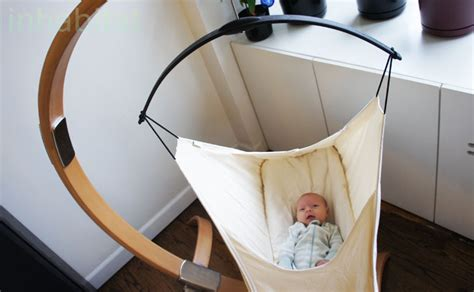 Baby Hammock For Sleeping by Fehren In The Hushamok Baby Hammock Inhabitots