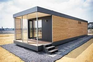 Mini Häuser Preise : neues wohnen im cubig designhaus minihaus modulhaus minihaus mikrohaus pinterest ~ Sanjose-hotels-ca.com Haus und Dekorationen