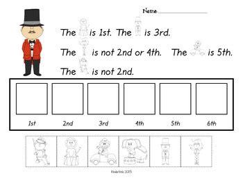 logic worksheets for 1st grade kidz activities