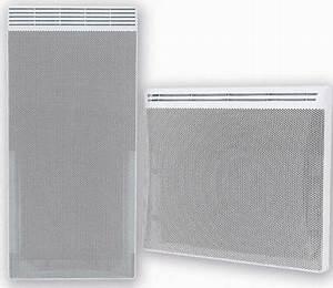 Radiateur Electrique Rayonnant : radiateurs panneaux rayonnants amadeus thermor ~ Nature-et-papiers.com Idées de Décoration