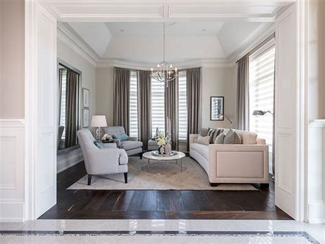 manhattan foyer living room dining room open concept