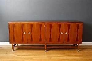 Vintage Midcentury Sideboard By Stanley At 1stdibs