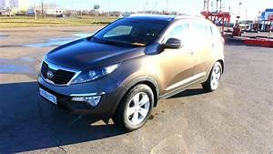 2010 Kia Sportage  Start Up  Engine  And In Depth Tour