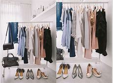 How To Build A Capsule Wardrobe – scenesg