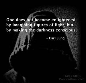 One does not become enlightened by imagining figures of ...