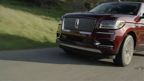 All New 2018 Lincoln Navigator Reserve Level First Look At