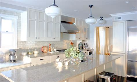light gray quartz countertops fabulous white ceramic kitchen canisters decorating ideas