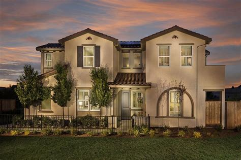 kb homes design center style the cottages at vineyard crossing in livermore a master