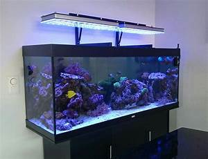 Aquarium led light mounting arm orphek