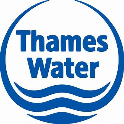 Water Thames Logos Svg Cercle