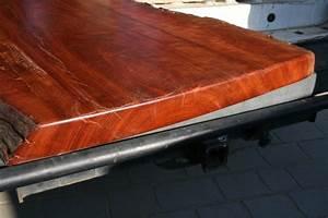Polished Red Gum Timber 1 Clarelle Furniture Restoration