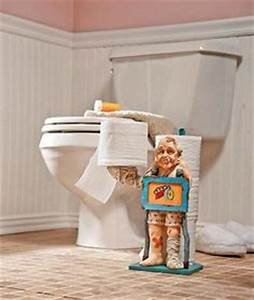 12 Funniest Toilet Paper Holders - toilet holder, cool ...