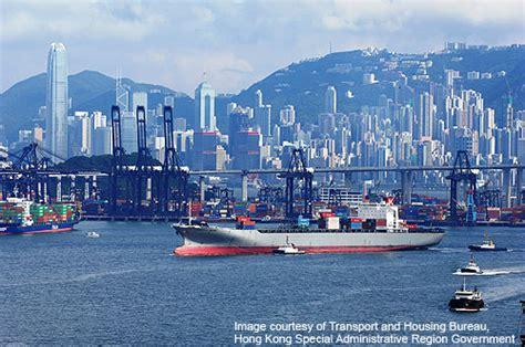 port de hong kong ميناء هونج كونج المرسال