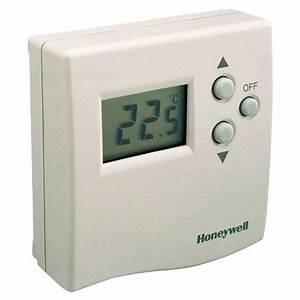 Thermostat D Ambiance : thermostat d 39 ambiance digital alimentation 2 achat ~ Edinachiropracticcenter.com Idées de Décoration