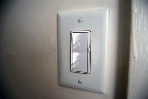 how to install a light dimmer switch